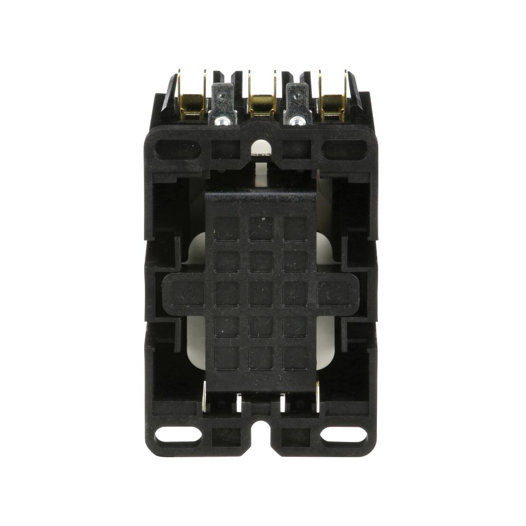 8910DPA definite purpose contactor, 50 A, 3P, 110/120 V 50/60 Hz coil, open
