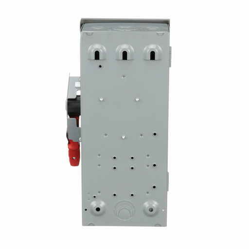 SQD HU361 30A 600V 3P HD Non-Fusible Safety Switch