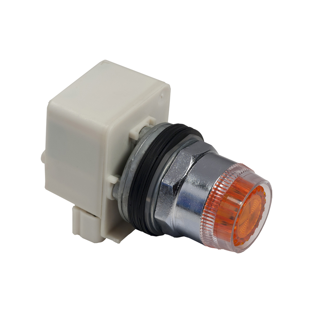 30MM ILLUM PUSH BUTTON TRANSFORMER 120V