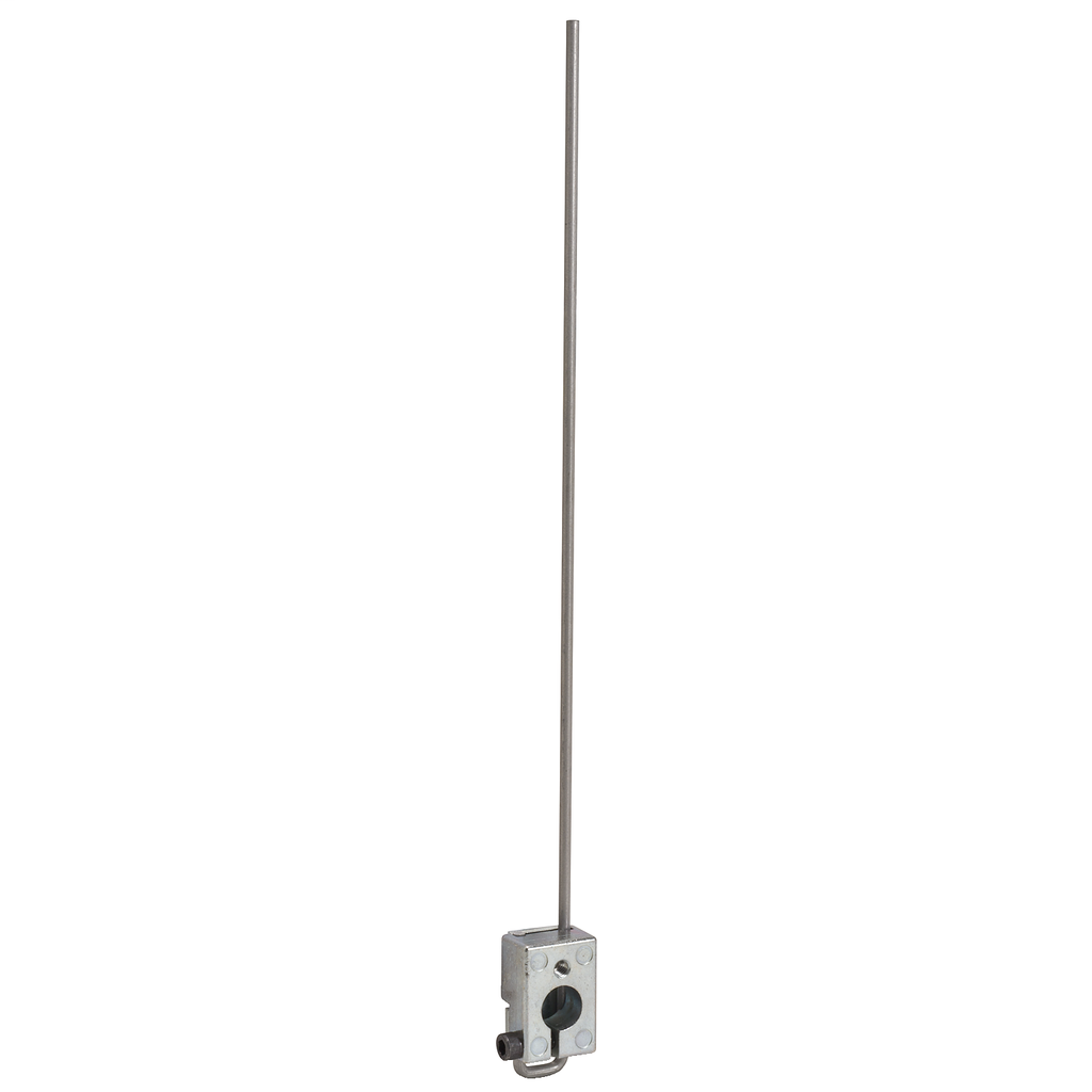 Limit switch lever arm, 9007C, 10 inch long 254 stainless steel rod