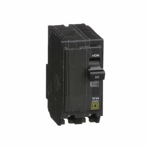 SQD QO250 2P-120/240V-50A CB TOP 500 ITEM