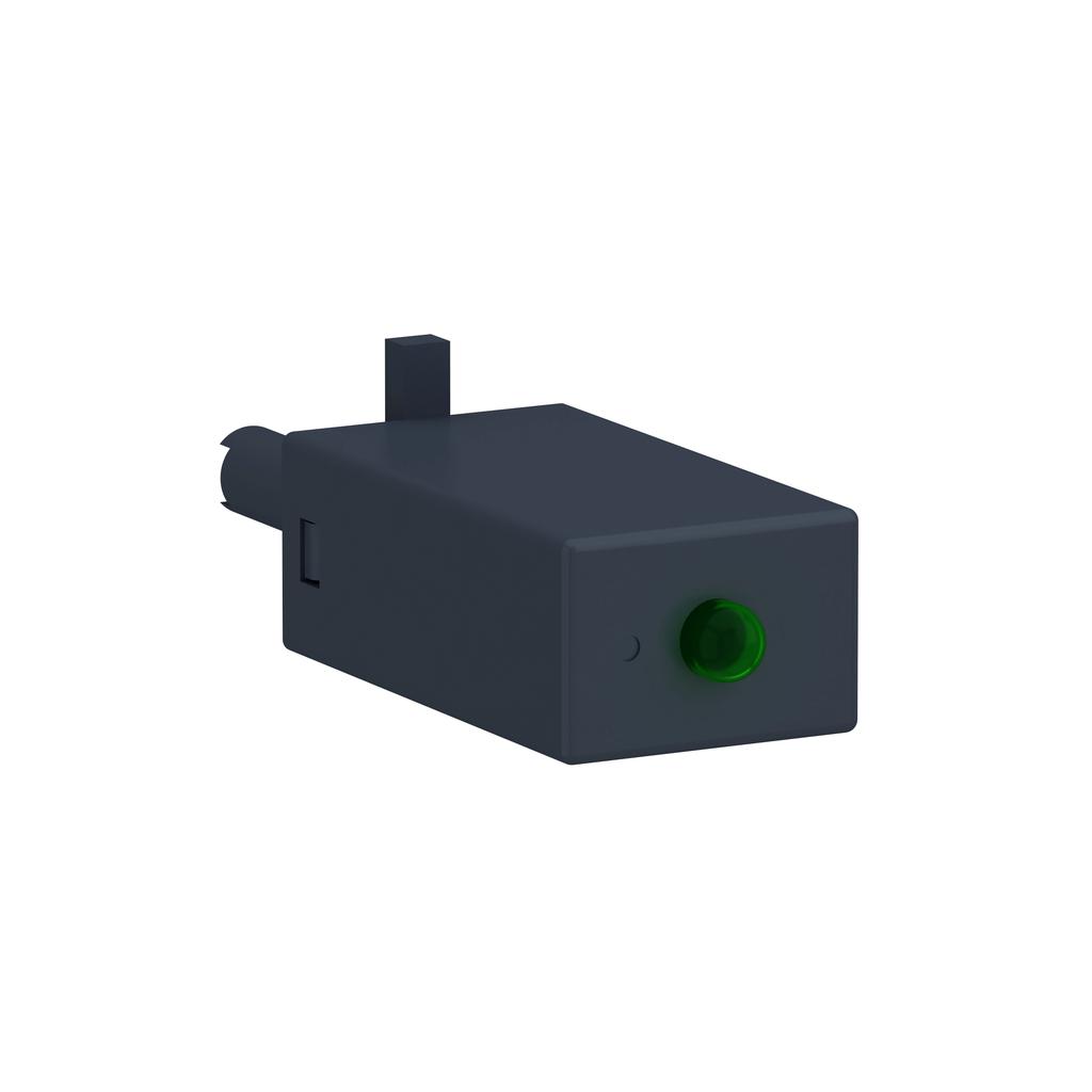 Diode + green LED - 24..60 VDC - for RSZ sockets