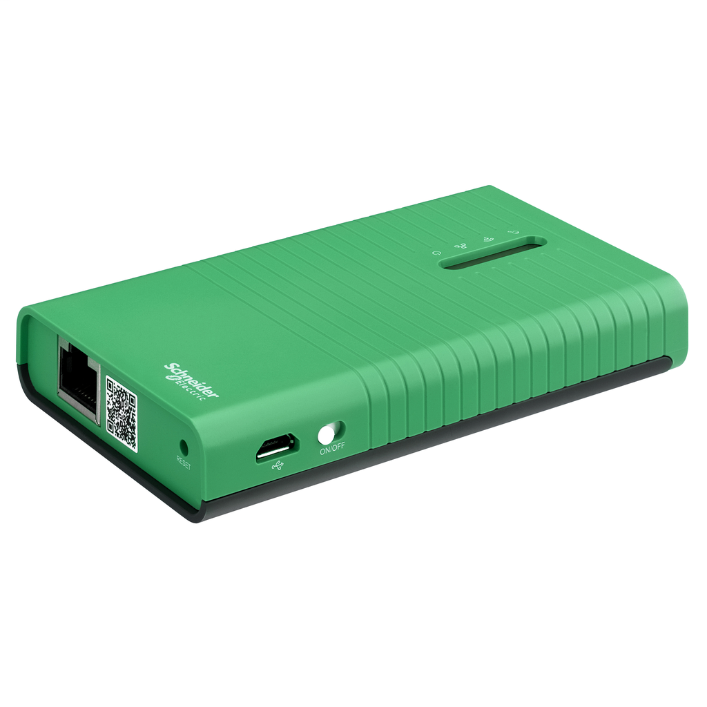 Universal automation Wifi Interface - IP20 - with RJ45 and USB connectors