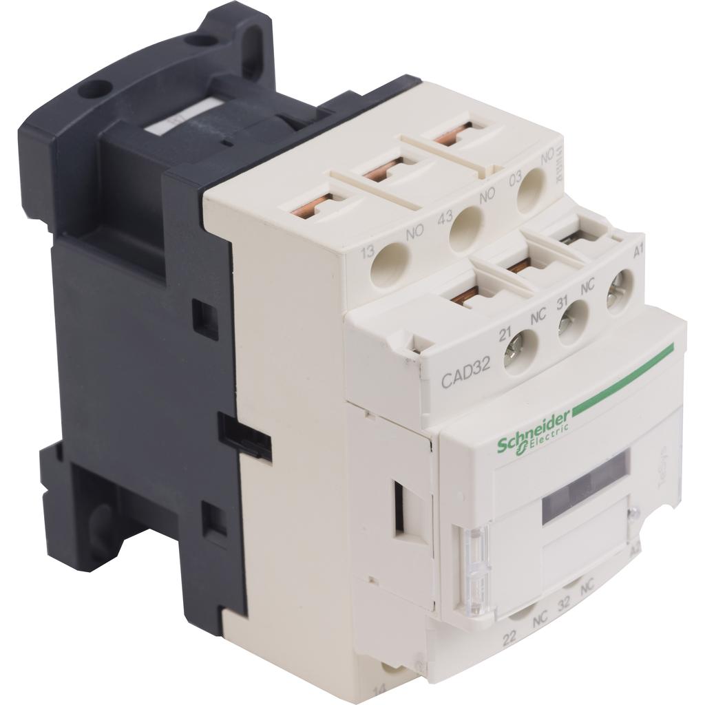 TeSys D control relay - 3 NO + 2 NC - <= 690 V - 24 V AC standard coil