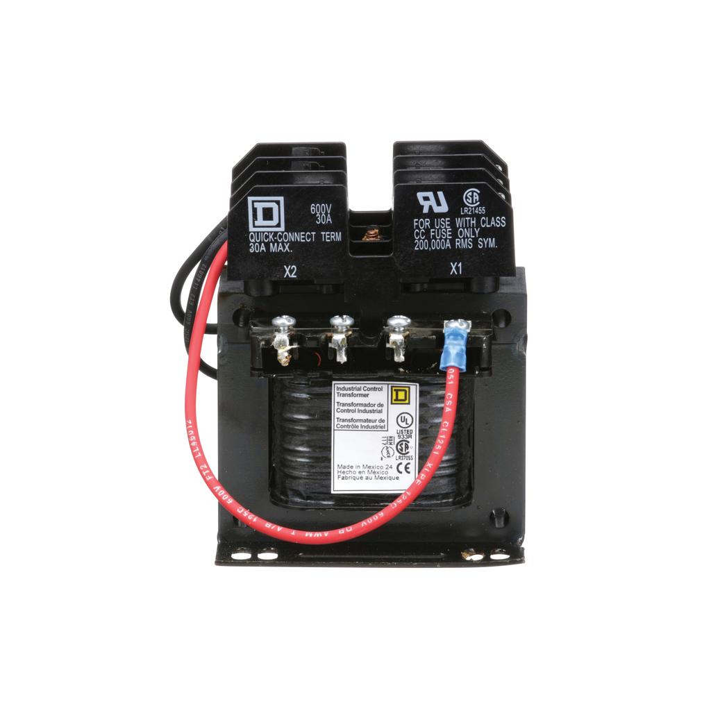TRANSFORMER CONTROL 100VA 240/480V-120V