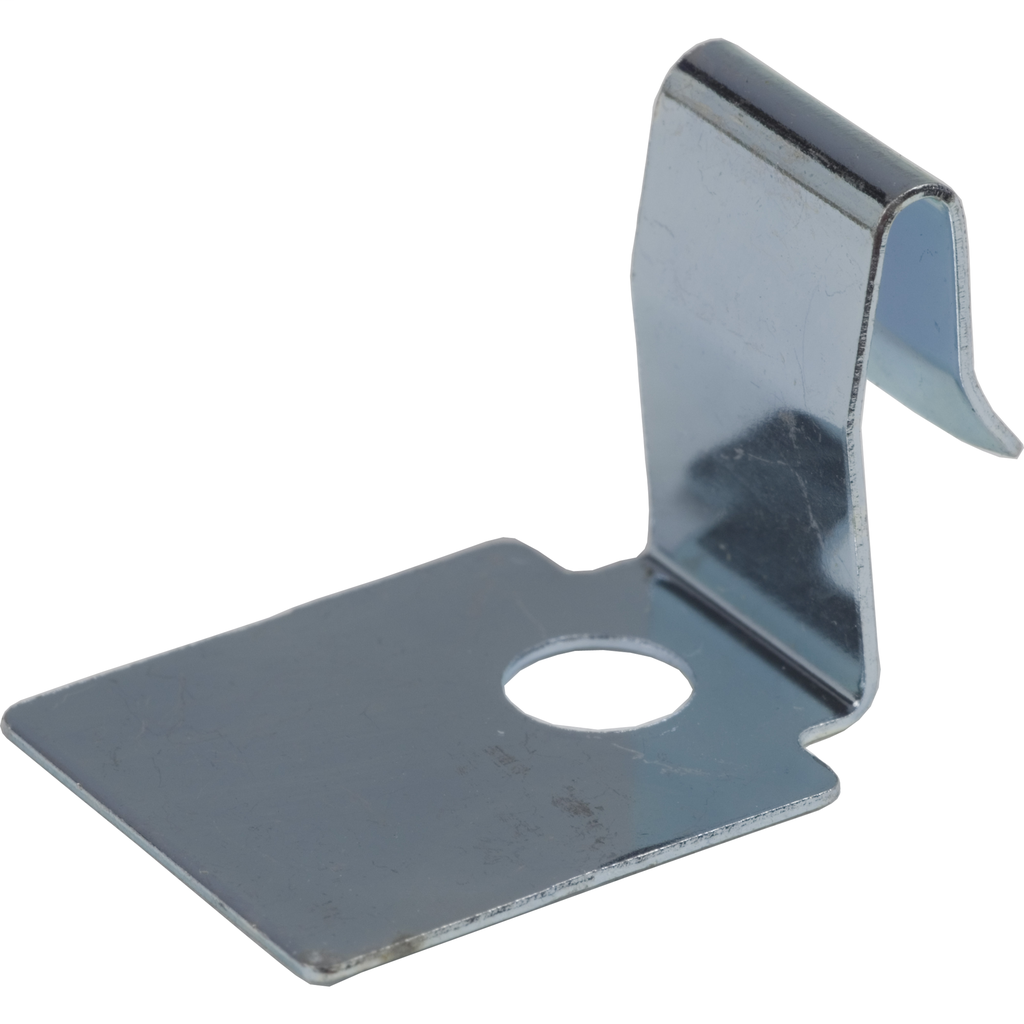 Linergy terminal block, slip in end clamp, for 9080GH mounting track