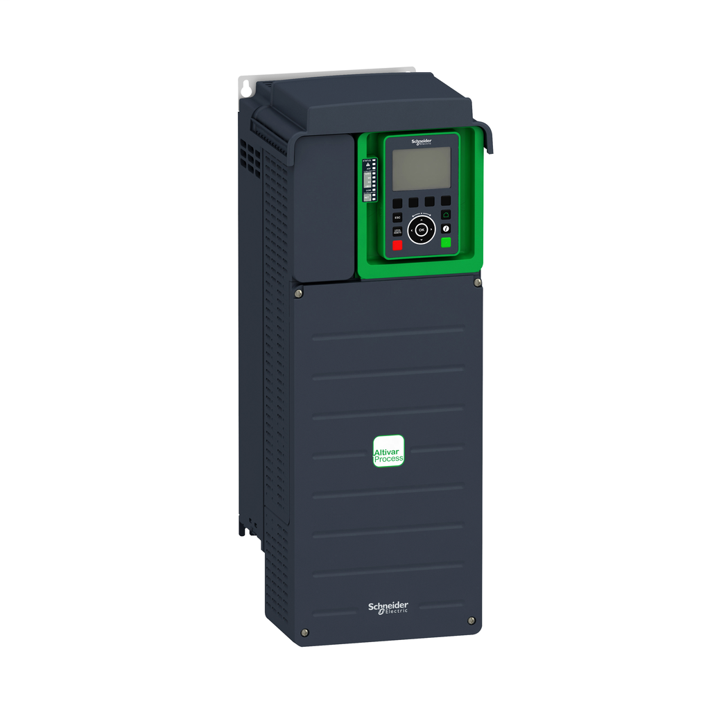 Variable speed drive, ATV930, 15kW, 400/480V, with braking unit, IP21