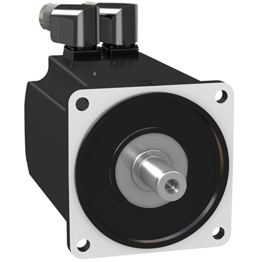 Servo motor BMH - 10.3 Nm - 4000 rpm - keyed shaft - with brake - IP54