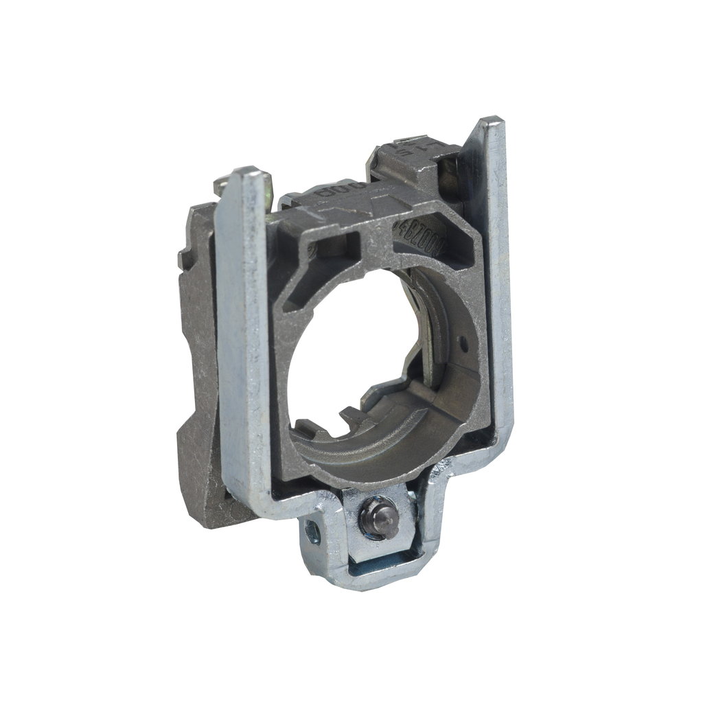 Harmony, 22mm Push Button, XB4B operators, metal mounting collar for electrical blocks