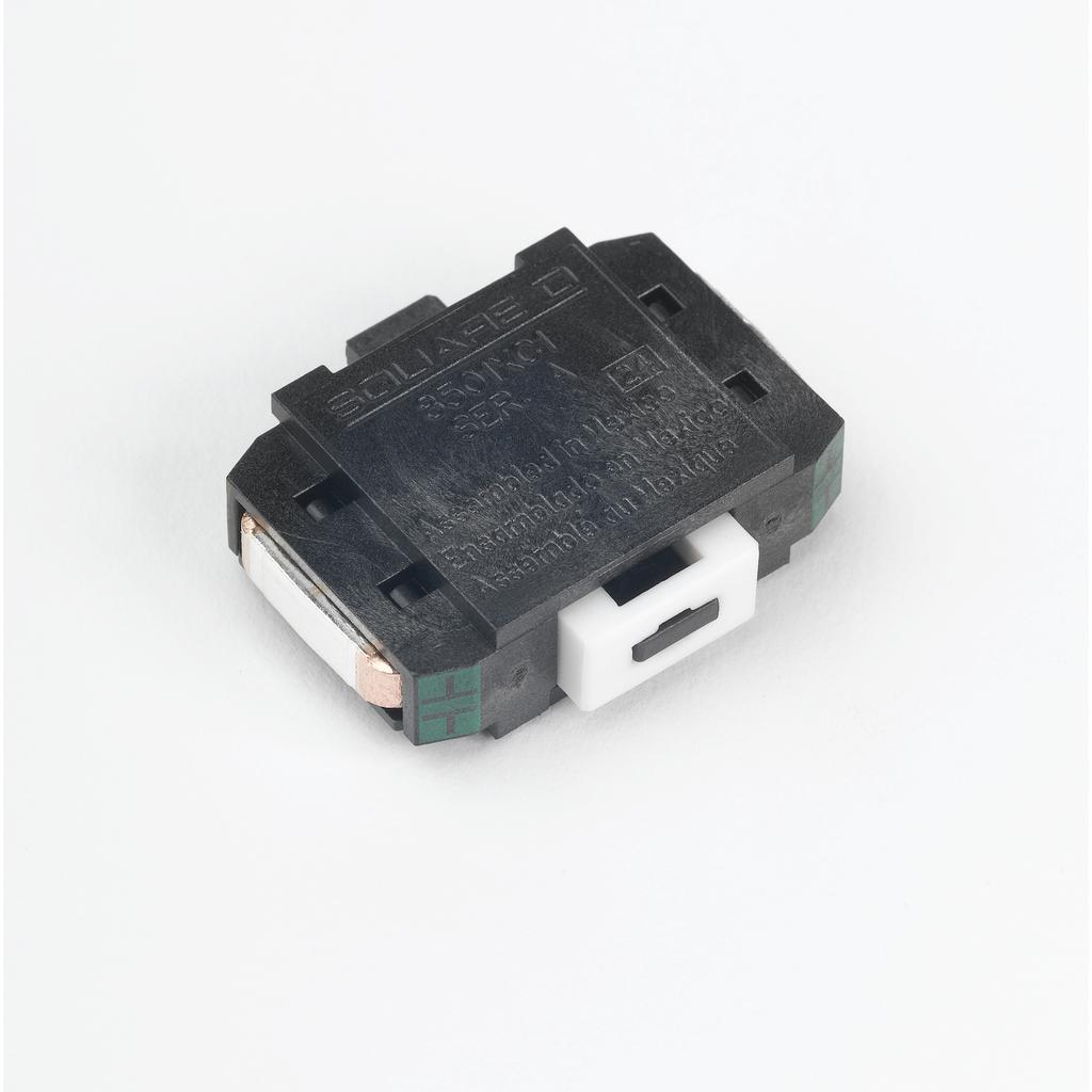 NEMA Control Relay, standard contact cartiridge, 10 A, 600 VAC