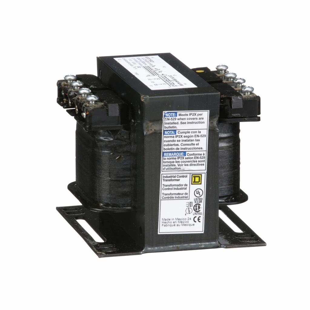 TRANSFORMER CONTROL 150VA 240/480V-120V