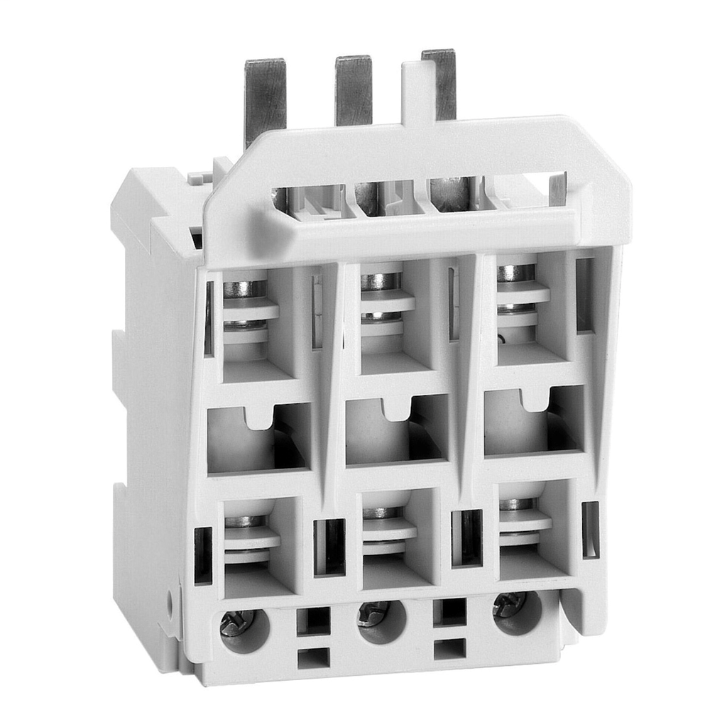 TeSys VLS - fuse holder for 3P switch disconnectors (up to 25 A / CC-type)
