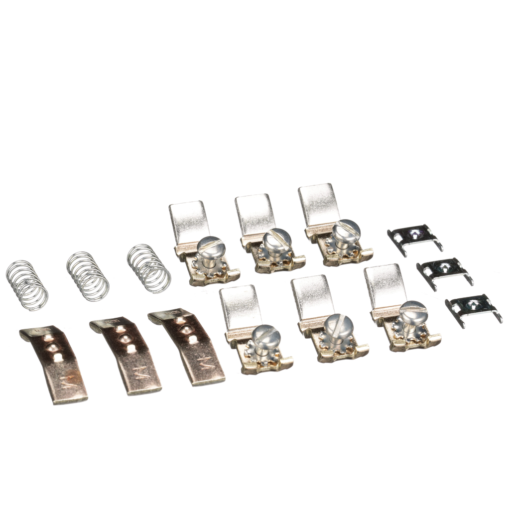 Replacement contact kit, 8536SC, 8903SM, NEMA size 1 & 1P, 30 Amp, 3 pole