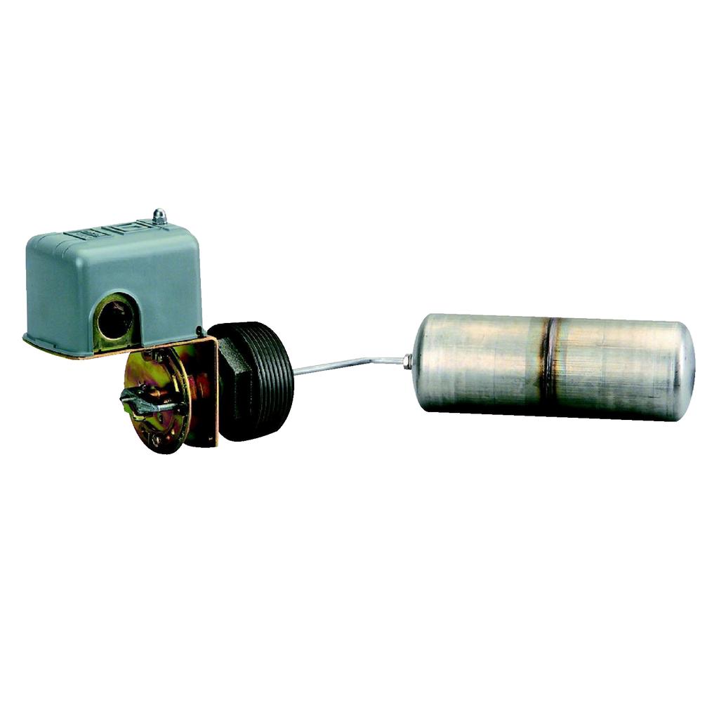 Closed tank - NEMA 1 - screw-in bushing - 2 NC DPST-DB contacts