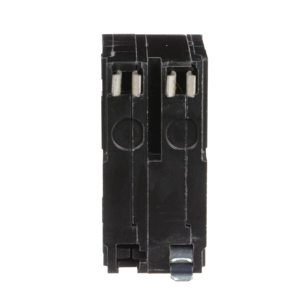 Mini CB, QO, 20 A, 2P, 120/240 V, 10 kA, Plug in