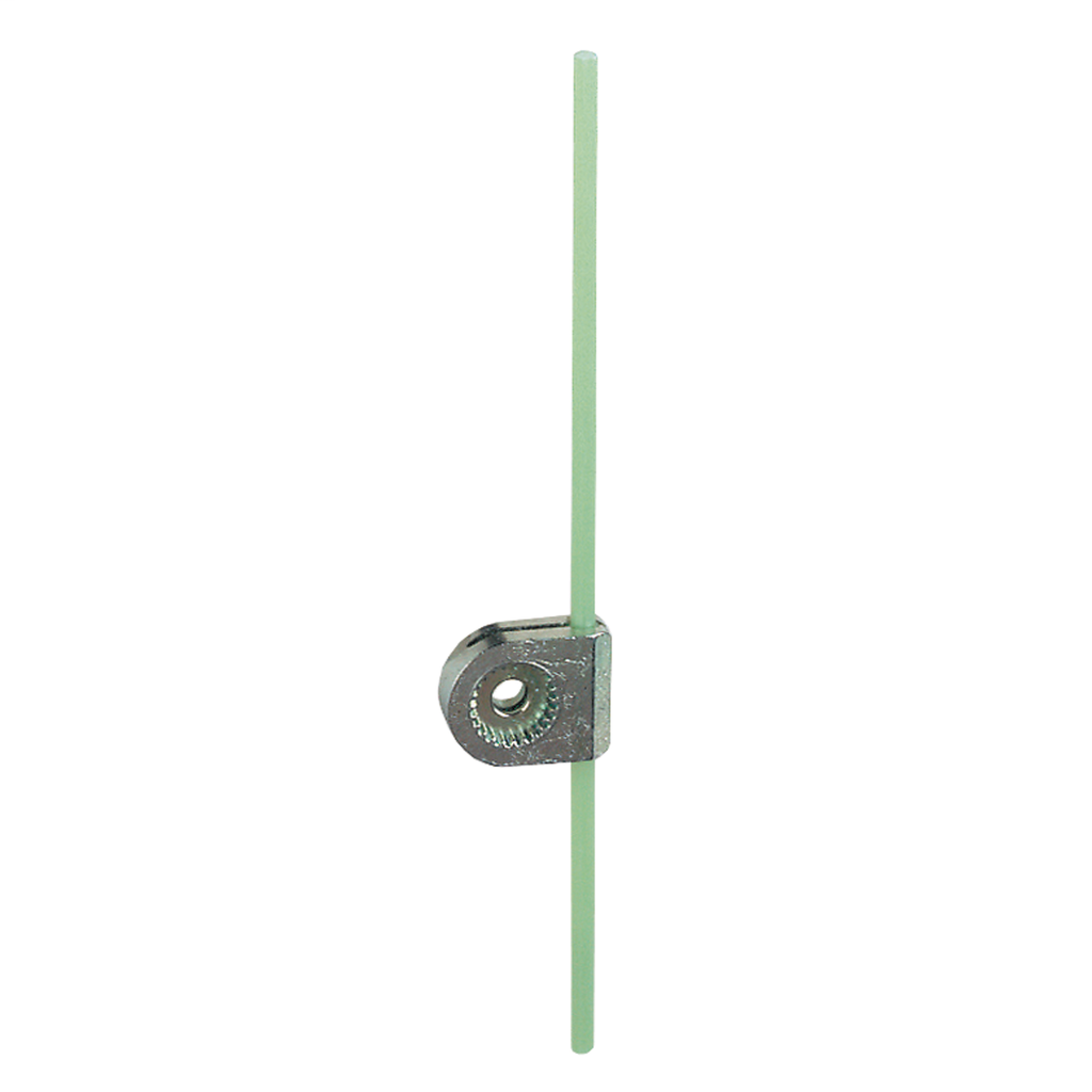 Limit switch lever ZCY - thermoplastic round rod lever 6 mm L = 200 mm