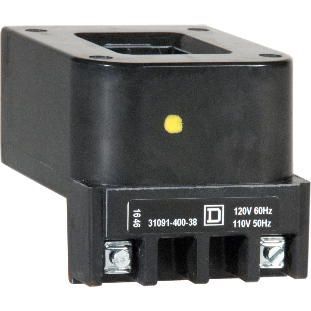 Type S replacement coil, 110/120 V 50/60 Hz, NEMA Size 4 contactors and starters, 8903SV lighting contactors