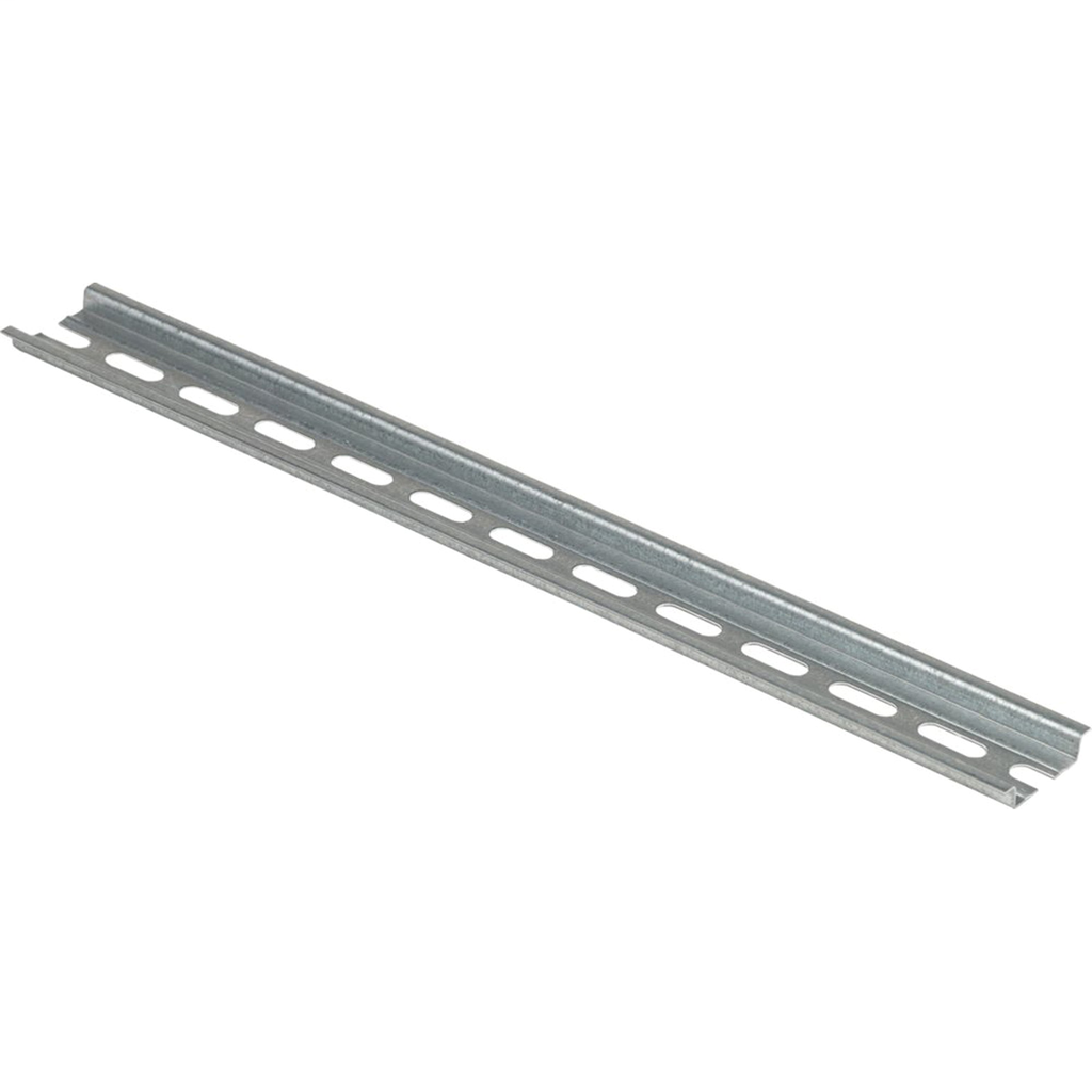 Linergy terminal block, mounting track, 35 mm DIN rail, no mounting holes, 39.37 inches long