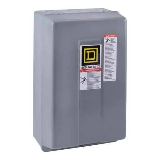 SQD 8502SDG2V02S CONTACTOR 600VAC