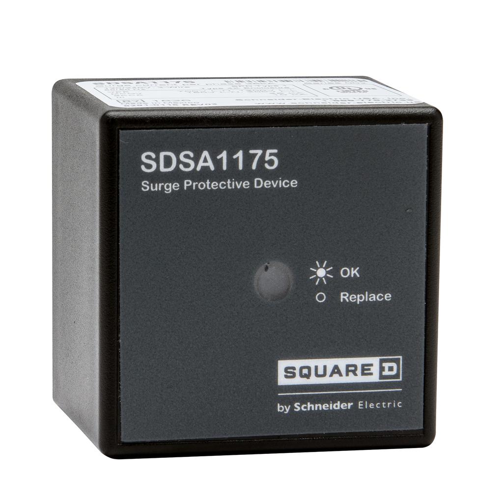 Surge Protect, 36kA, 120/240 VAC, 1 P, 3 W, T4X