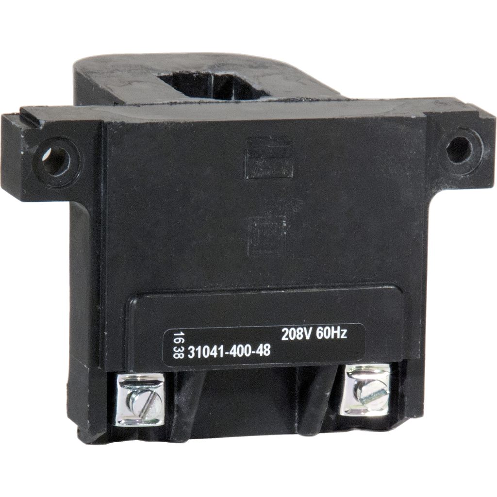 Type S replacement coil, 208 V 60 Hz, NEMA Size 00, 0 and 1 contactors and starters, 8903SM lighting contactors