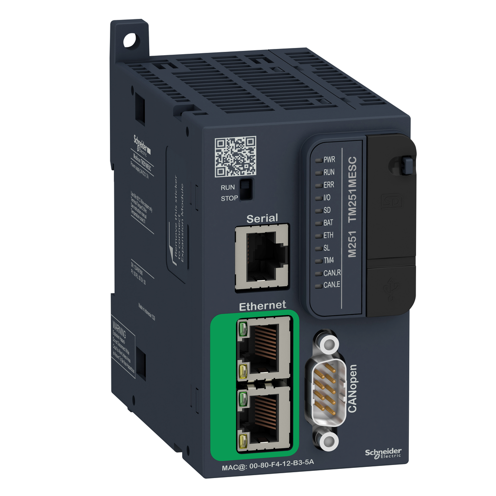 Controller M251 Ethernet CAN