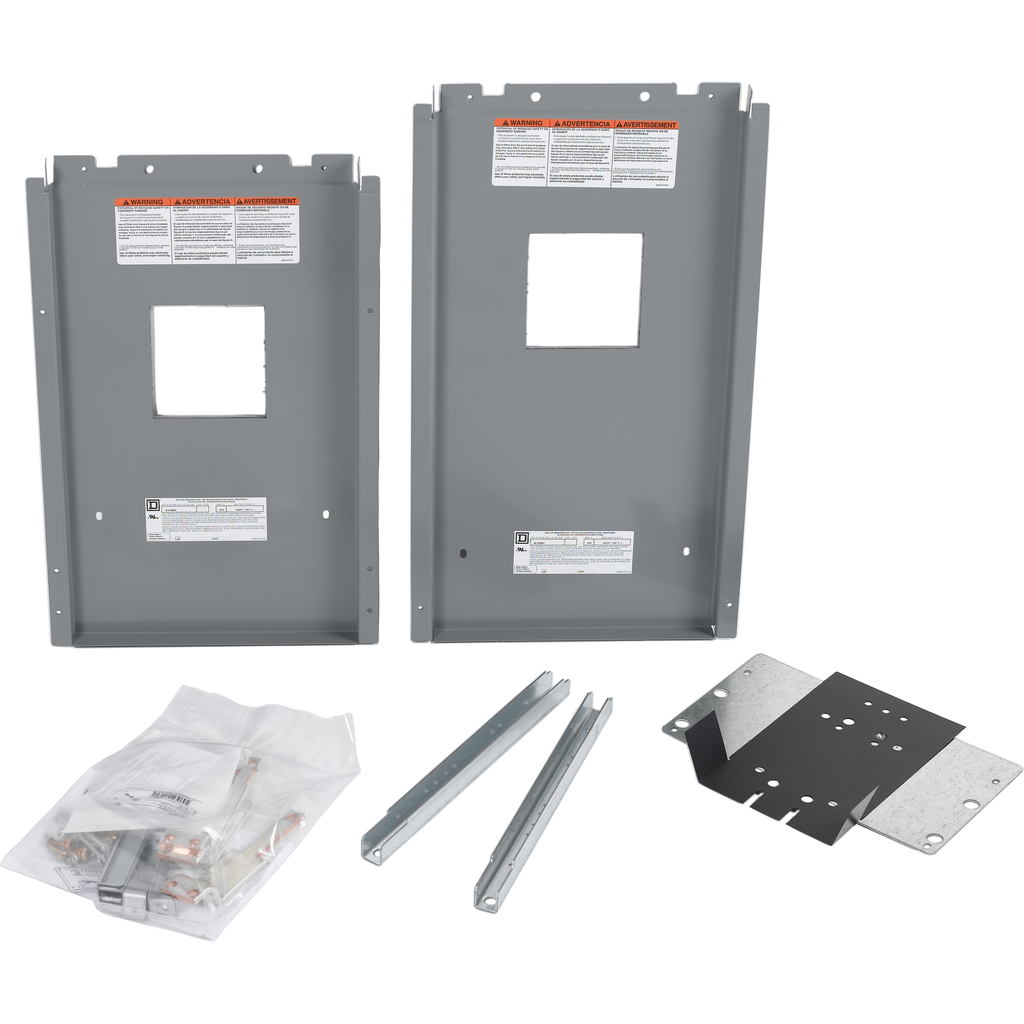 NF Panelboard accy, installation kit, main breaker, 150 A, H frame