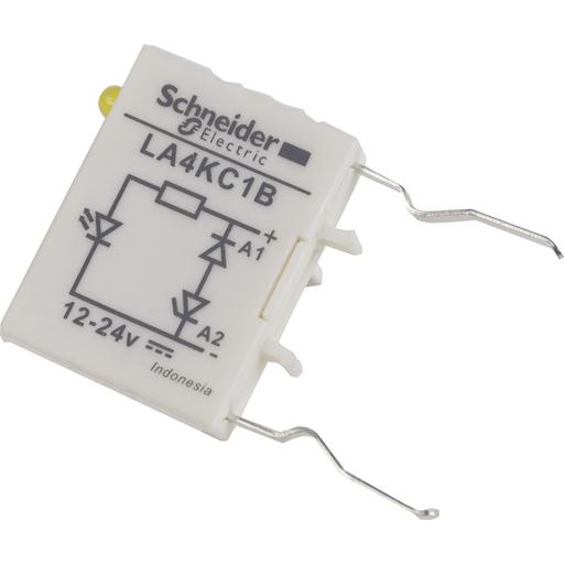SQD LA4KC1B CONTACTOR+RELAY