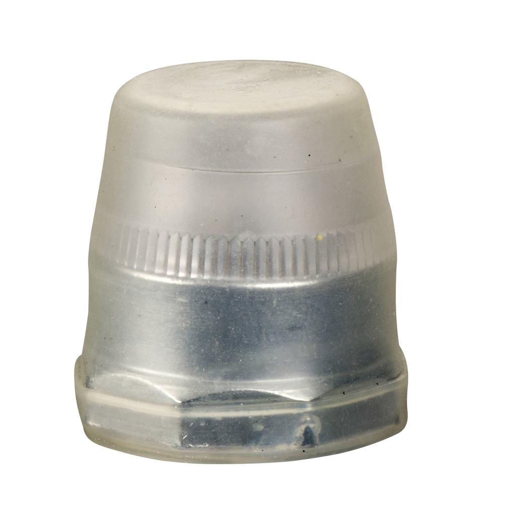 30 mm clear boot for illuminate pushbutton with guard