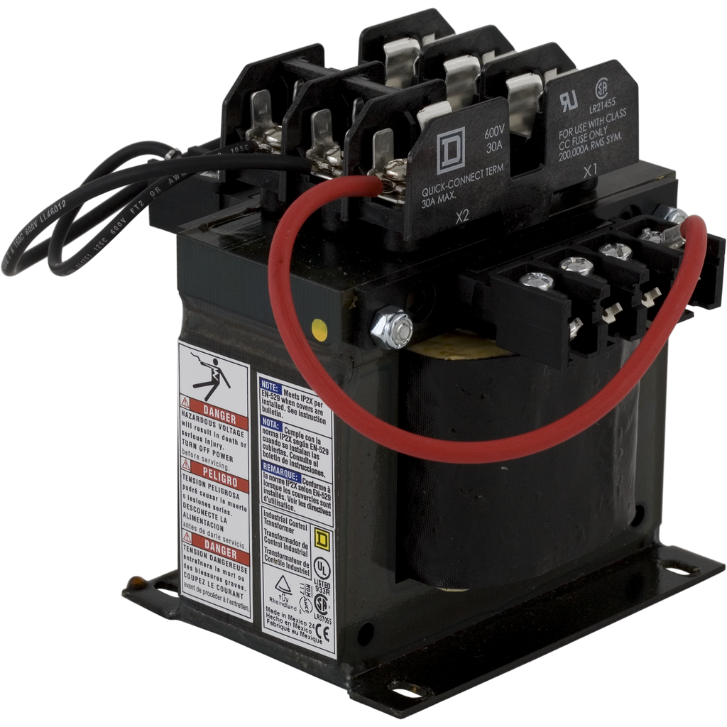 TRANSFORMER CONTROL 350VA 240/480V-120V