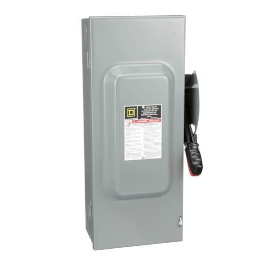 SQD H363 100A-600V-3P SW