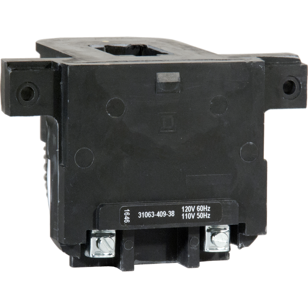 Type S replacement coil, 110/120 V 50/60 Hz, 2 or 3 P NEMA Size 2 contactors and starters, 8903SP lighting contactors