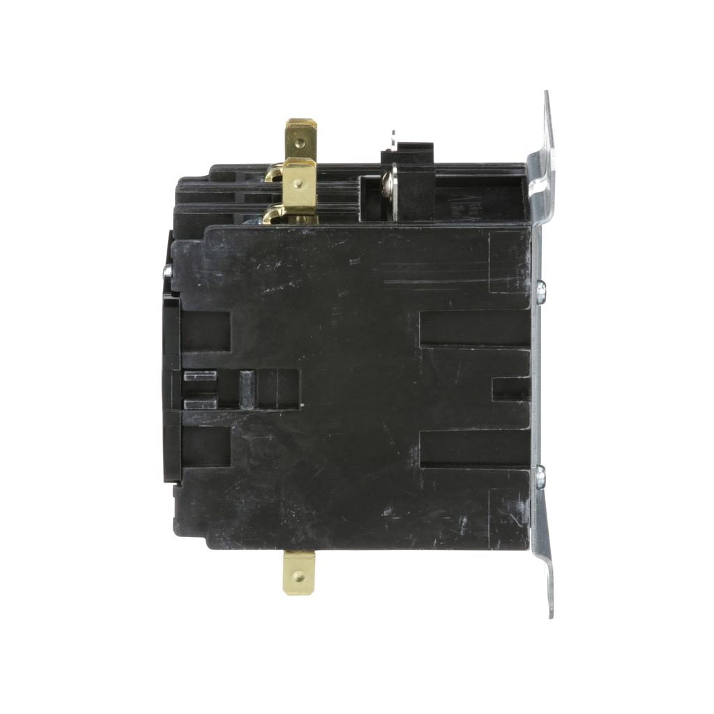 8910DPA definite purpose contactor, 30 A, 2P, 110/120 V 50/60 Hz coil, open