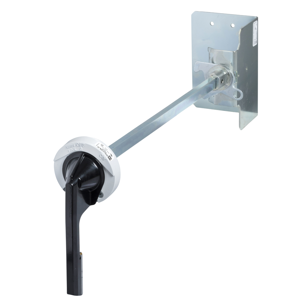 Circuit breaker mechanism kit, contains operating mechanism, 6 inch handle and long shaft kit