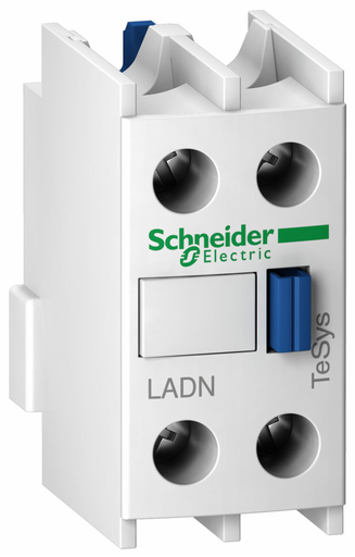 SQD LADN20 CONTACTOR AUXILIARY """"