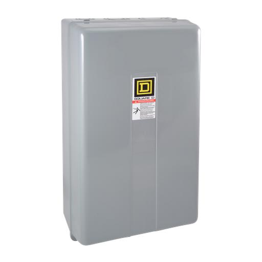 SQD 8502SEG2V02S 90A 600V AC NEMA CONTACTOR +OPTIONS