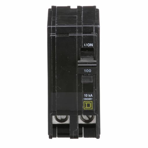 SQD QO2100 2P-120/240-100A CB TOP 500 ITEM