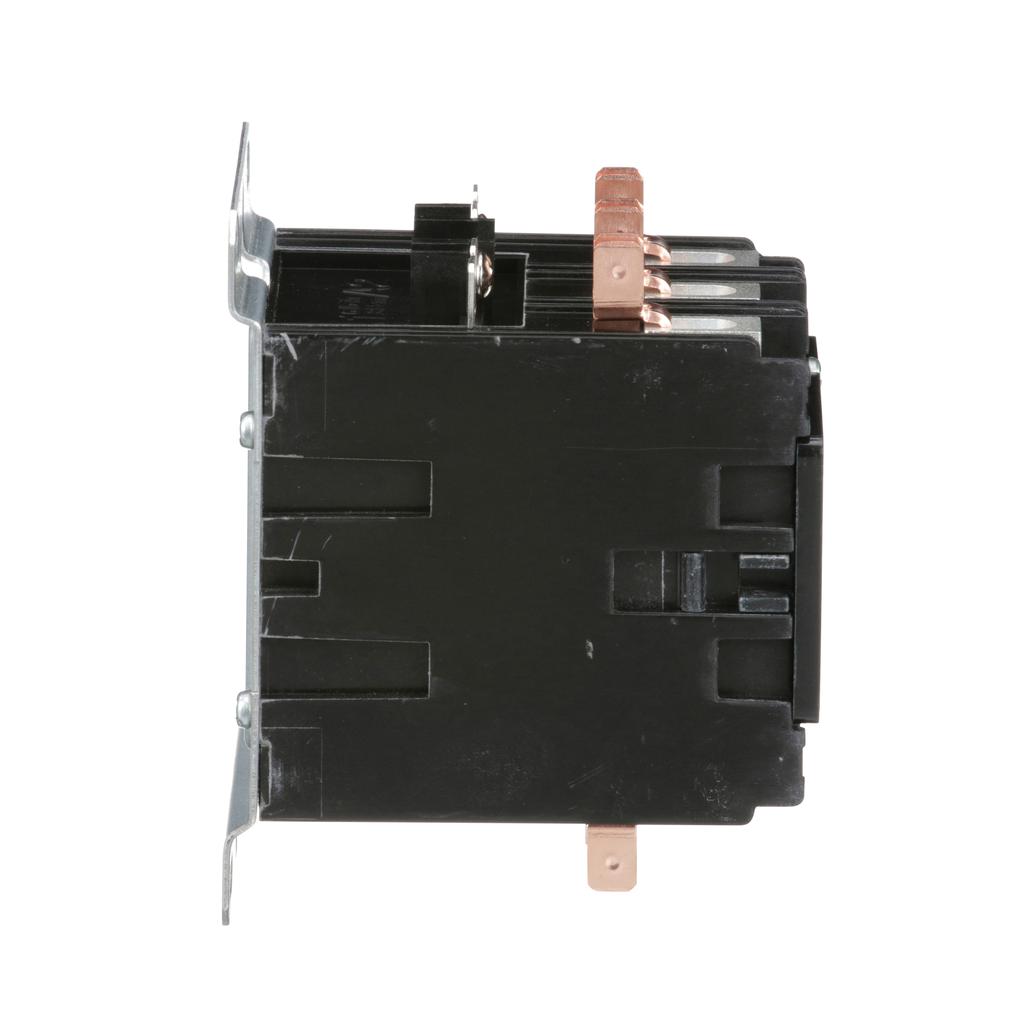 8910DPA definite purpose contactor, 40 Amp, 3 P, 110/120 V 50/60 Hz coil, open
