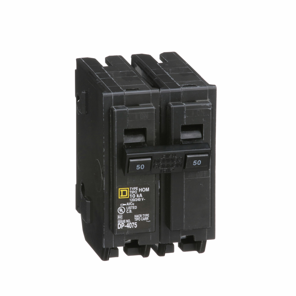 MINIATURE CIRCUIT BREAKER 120/240V 50A