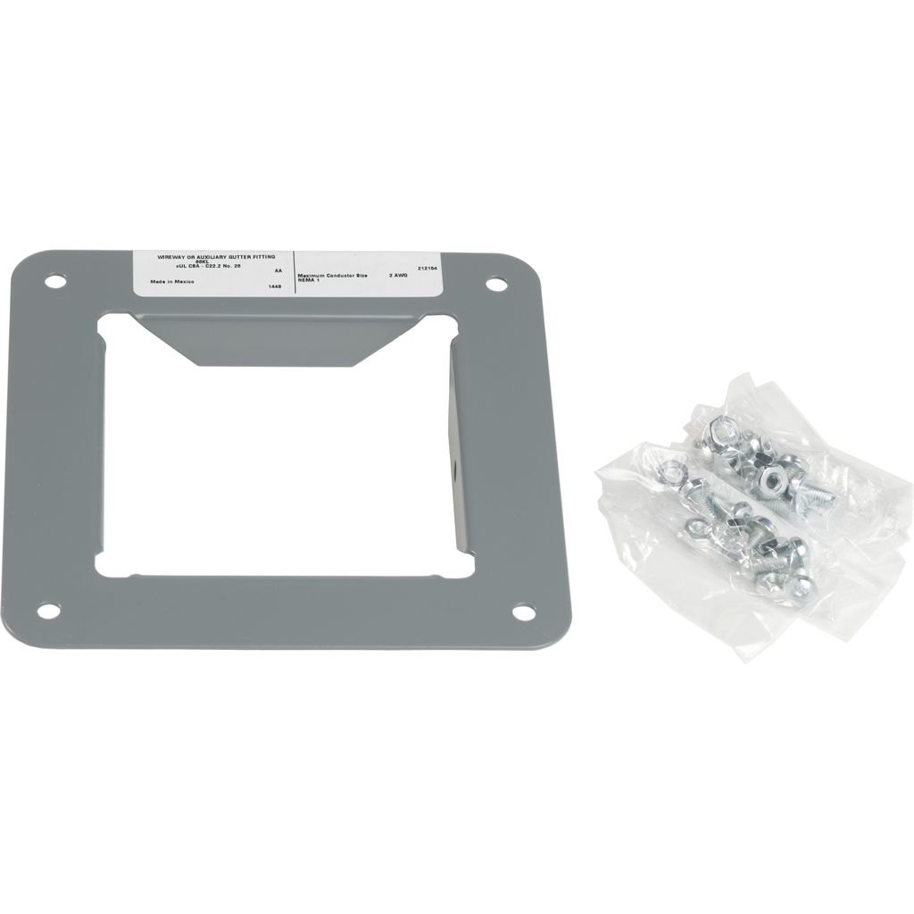 WIREWAY 4 x 4 - N1 Paint - Panel Adapter