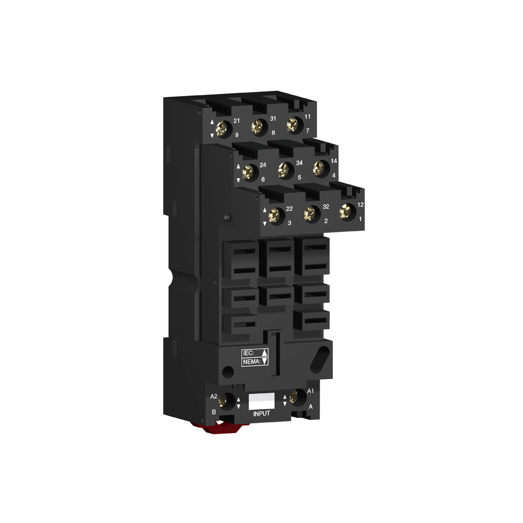 Socket RUZ- separate contact -12 A - < 250 V - connector