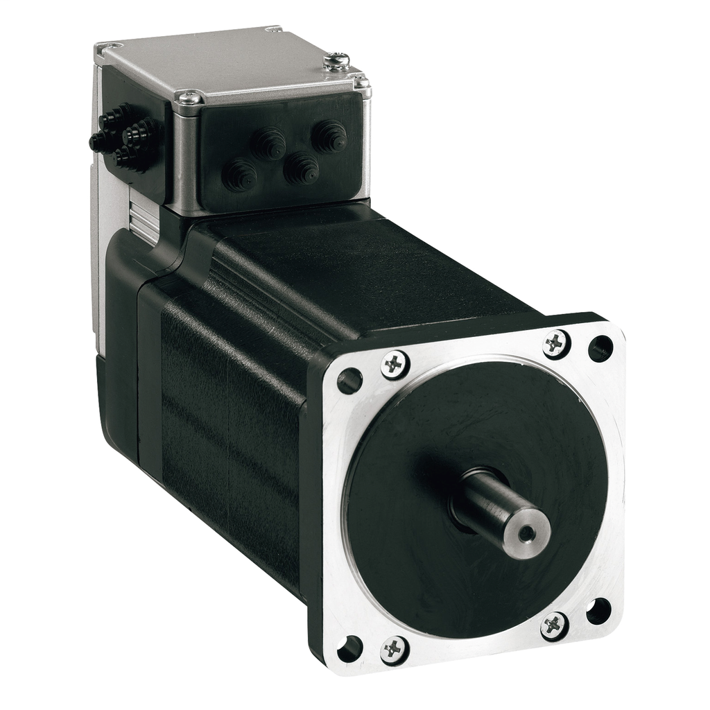 Integrated drive ILS with stepper motor - 24..36 V - pulse/direction 24 V - 6A