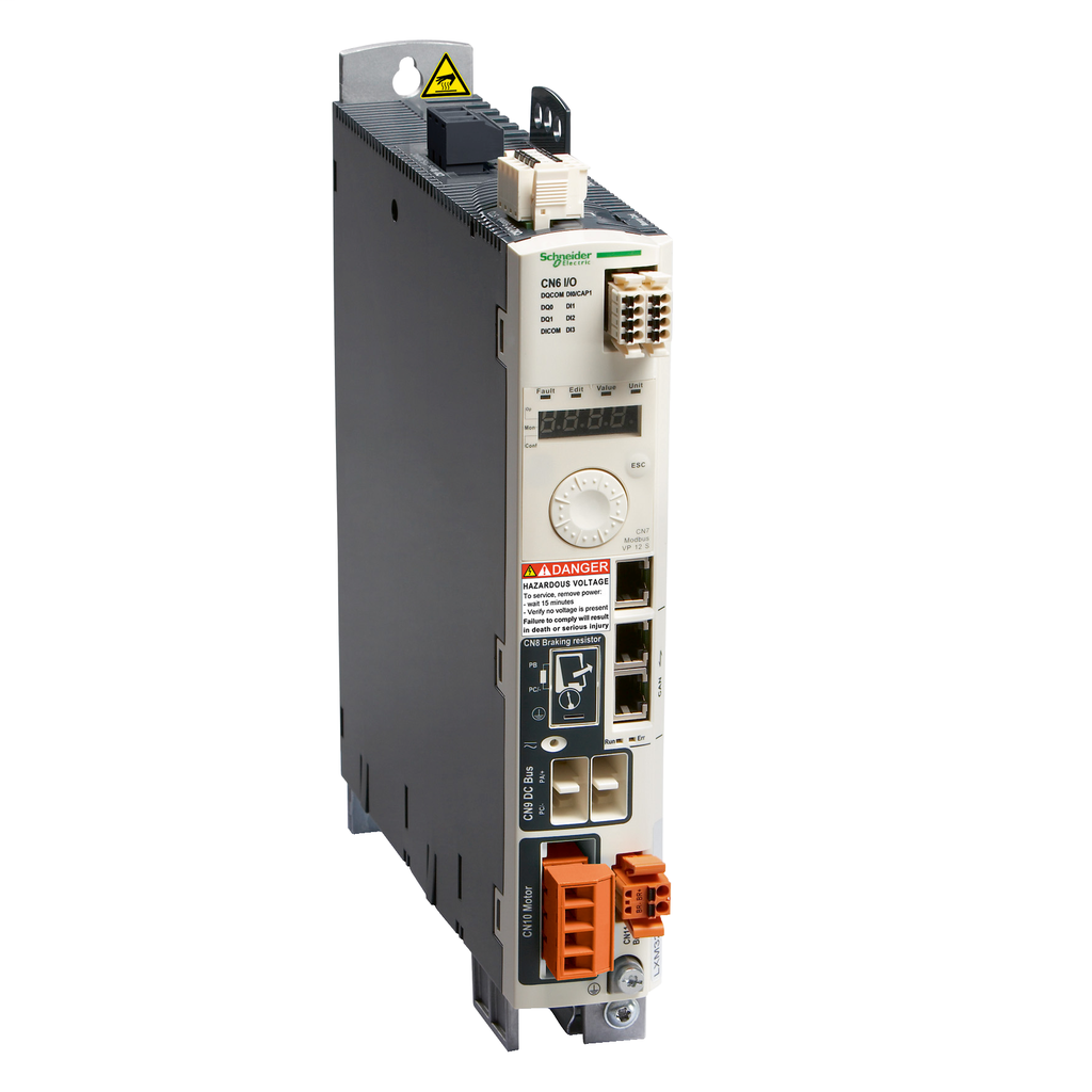 Motion servo drive - Lexium 32 - three-phase supply voltage 208/480V - 0.9 kW