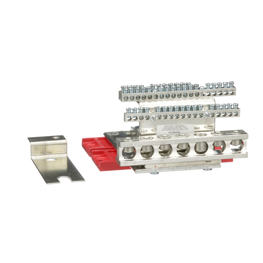 400A I-Line Solid Neutral