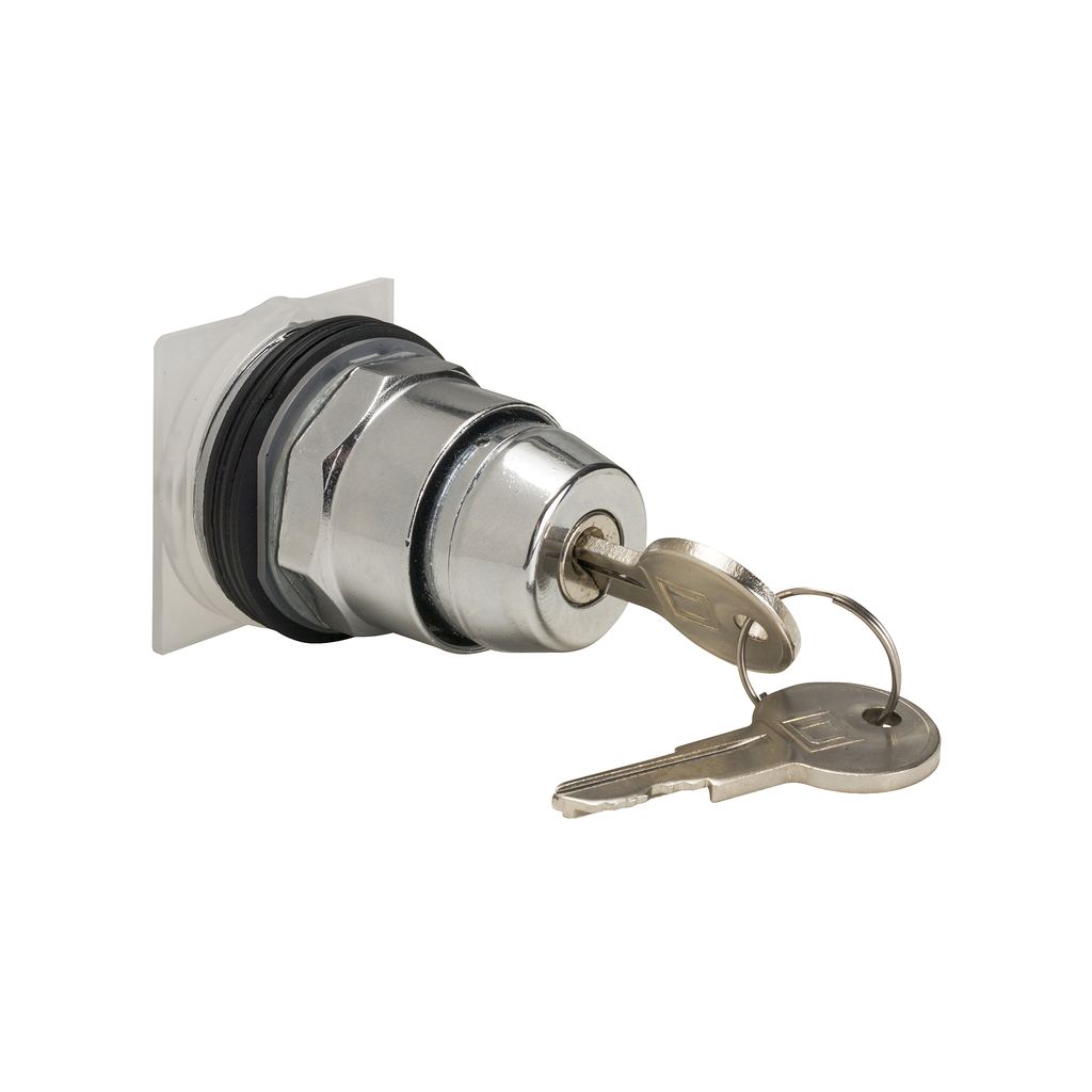 30MM KEY SELECTOR SWITCH 2-POSITION