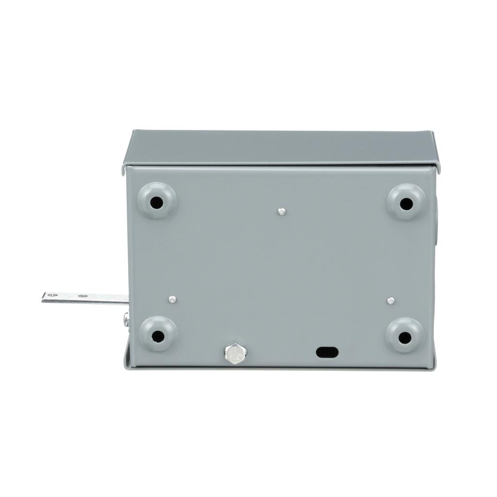 Mechanical alternator, open tank, NEMA 1, pedestal mounted, 4 NC, DPST DB contacts, 1 HP