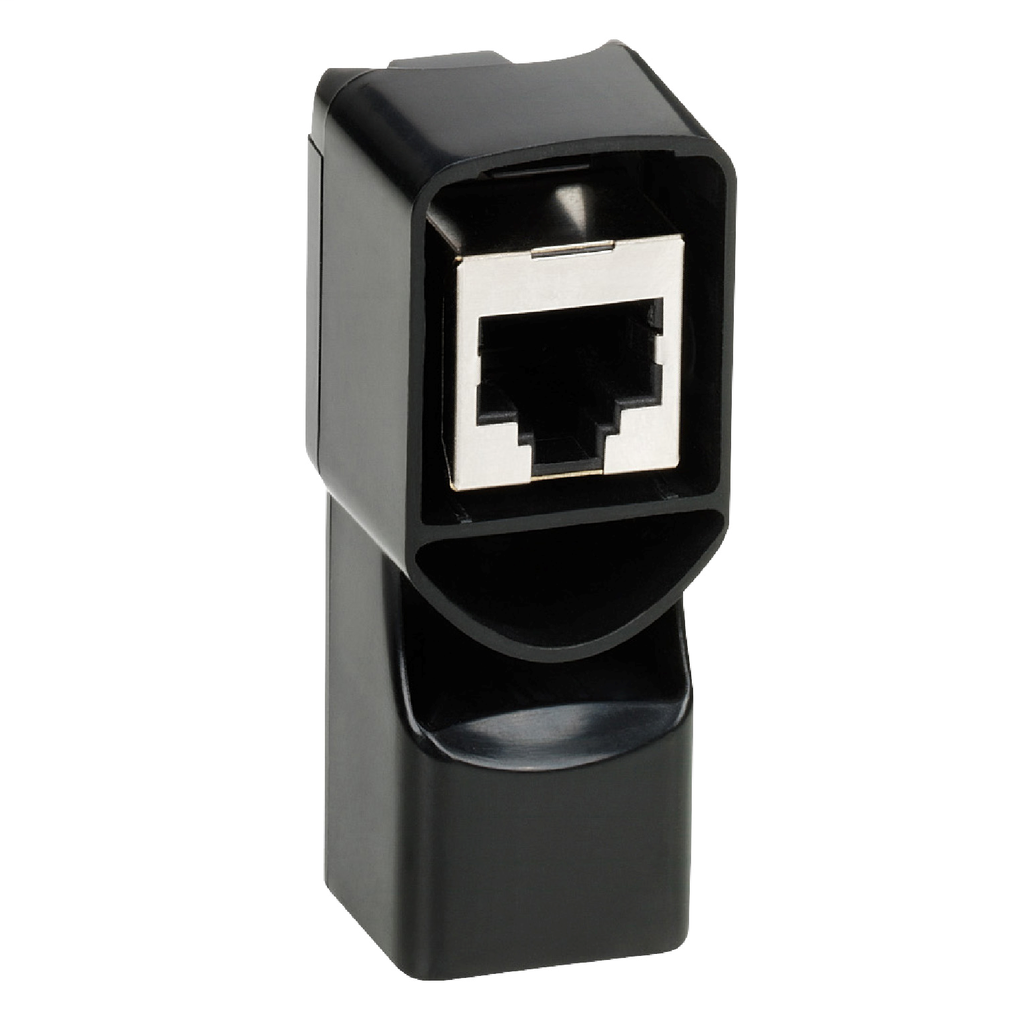 RJ45 female/female adaptor - for remote graphic display terminal