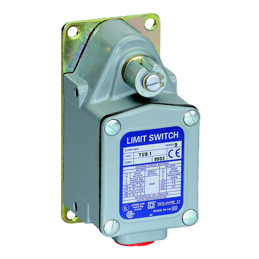 SQD 9007TUC4 LIMIT SWITCH 600VAC