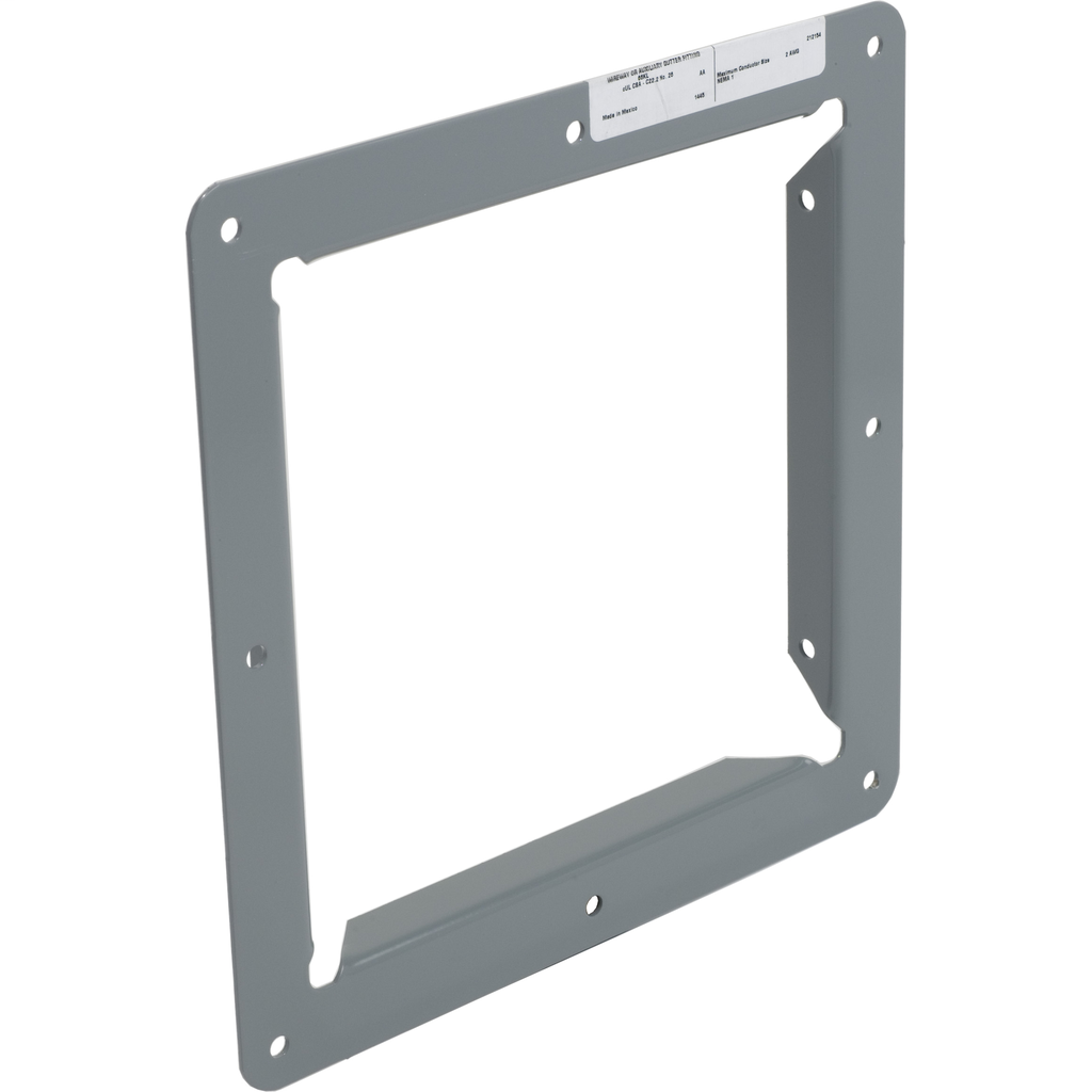 WIREWAY 8 x 8 - N1 Paint - Panel Adapter