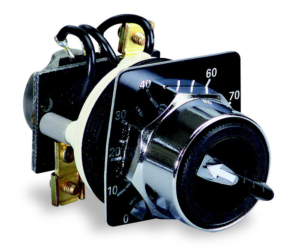 30mm Push Button, Type K, potentiometer, 10 kohm, 2 Watts